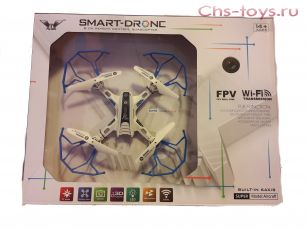 Квадрокоптер Smart-Drone Les 3D 6 Axis 2.4GHz