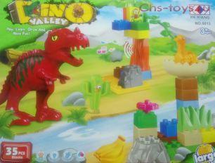 Конструктор DUPLO Долина Динозавров 35 дет.