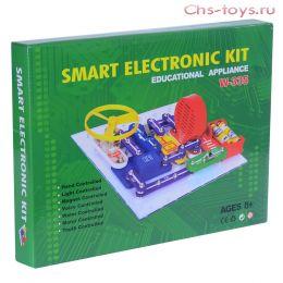 Электронный конструктор GQMILA Smart Electronic Kit W-335 335 схем