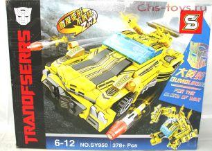 Конструктор SY Transformers Бамблби SY950 378 дет.