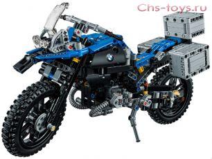 Конструктор LELE Technology Приключения на BMW R 1200 GS 38022 (Аналог LEGO Technic 42063) 603 дет.