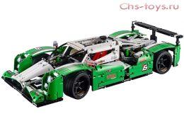 Конструктор LELE Technology Гоночный автомобиль 38017 (Аналог LEGO Technic 42039) 1249 дет.