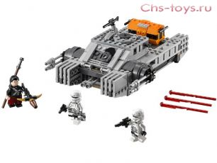 Конструктор LELE Space Battle Имперский десантный танк 35012 (Аналог LEGO Star Wars 75152) 405 дет.