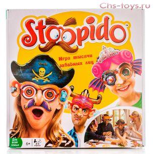 """Настольная игра """"Stoopido"""" Ooba"""