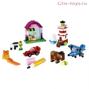 Конструктор LELE Classic Набор для творчества 39080 (Аналог LEGO Classic 10692) 250 дет
